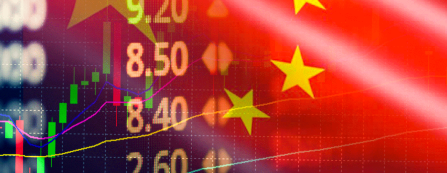 Emerging Markets lag China in equity-market gains, but also risk