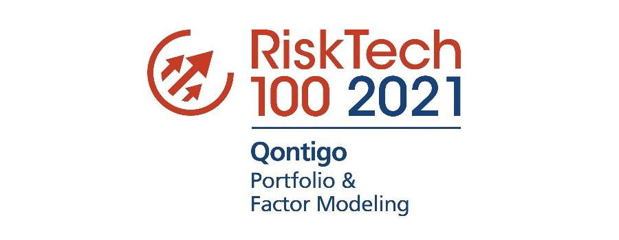 Qontigo Named Category Winner for Portfolio and Factor Modeling by Chartis Research for Second Year Running
