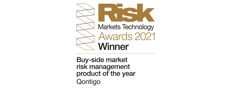 Qontigo Awarded Buy-Side Market Risk Management Product of the Year by Risk.net
